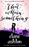 That Certain Something (English Edition)