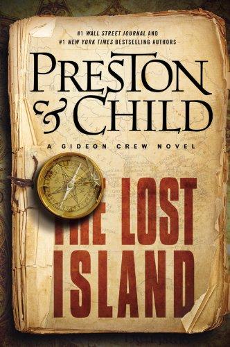 Image of The Lost Island: A Gideon Crew Novel (Gideon Crew series)