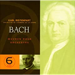 J.S. Bach: Suite pour orchestre n�1 en ut majeur, BWV 1066 - Ouveture