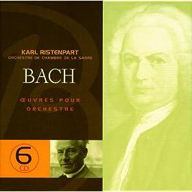 J.S. Bach: Suite pour orchestre n�1 en ut majeur, BWV 1066 - Forlane