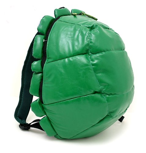 Ninja Turtle Shell BackpackBag w/4 Mask Bonus! Picture