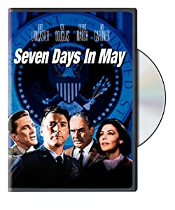 Seven Days in May (Widescreen) (Sous-titres français)