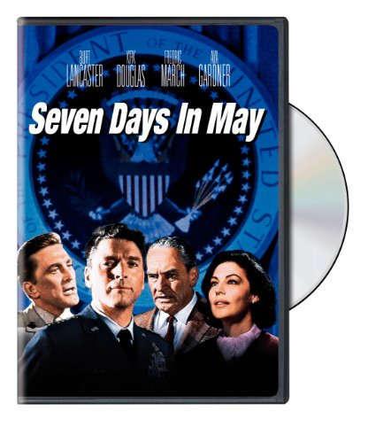 Cover art for  Seven Days in May