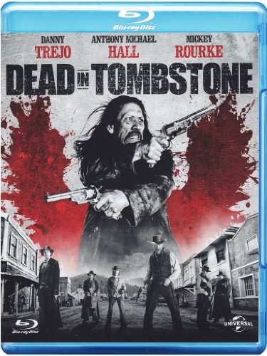 Dead in Tombstone [Blu-ray] [IT Import]