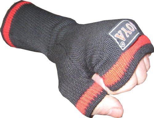 Boxe gants joya sous gants de boxe couleur black taille senior - Fauteuil gant de boxe ...