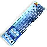 三菱鉛筆 uni-star First-K  かきかた鉛筆 青 HB 6角 ダース入り