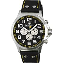 TW STEEL Pilot F1 45MM Chronograph Mens Watch TW672