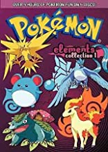 POKEMON ELEMENTS COLLECTIONPART 1