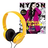 NYLON JAPAN PREMIUM BOX VOL.10(Yellow)