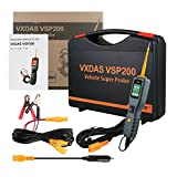 MB STAR Dig VXDAS VSP200 Vehicle Super Probe Circuit Tester Kit More Powerful Than AUTEK YD208 Car Electric Circuit Tester for 12V-24V (Tamaño: Standard)