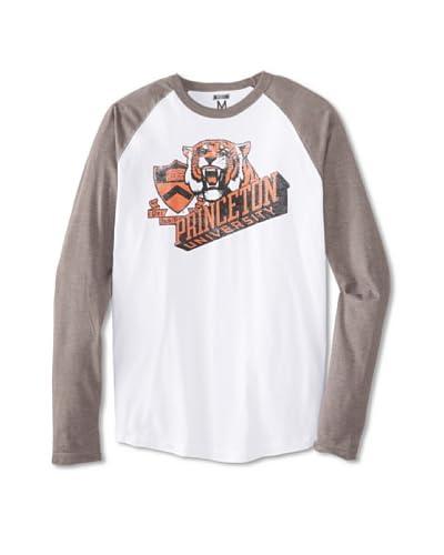 Tailgate Clothing Company Men's Princeton Tigers Long Sleeve Raglan