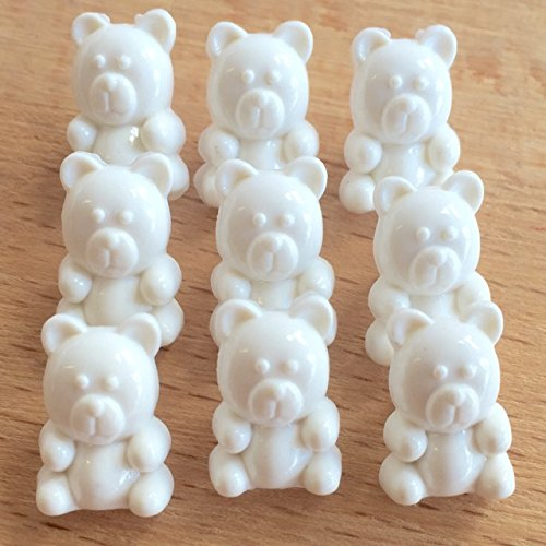 always-knitting-sewing-10-x-tiny-teddy-bear-buttons-15mm-x-10mm-shank-on-back-choice-of-6-colours-wh