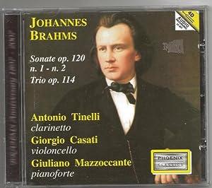 Johannes Brahms - Giorgio Carnini - Opera Omnia Per Organo