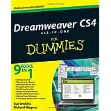 Dreamweaver CS4 All-in-One for Dummiesby Sue Jenkins