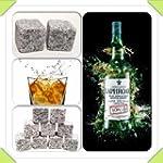 Whiskey/Whisky Stones 9 pieces, prese...