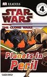 Star Wars Clone Wars: Planets In Peril (Turtleback School & Library Binding Edition) (Star Wars: Clone Wars (Pb))