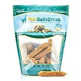Premium Crocodile Sausage Dog Treats by Best Bully Sticks (25 Pack)