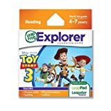 LeapFrog Explorer Learning Game: Disney-Pixar Toy Story 3 (works with LeapPad &amp; Leapster Explorer)