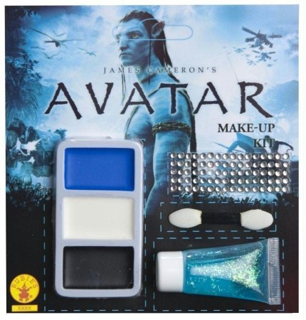 Rubie's Costume Co - Avatar Movie Navi Avatar Make-Up Kit