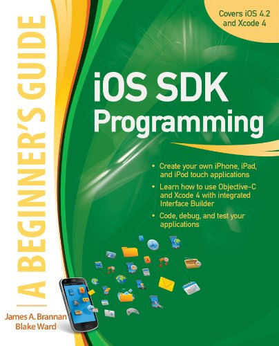 iOS SDK Programming A Beginners Guide (Beginner's Guide) portable digital version ebook free download