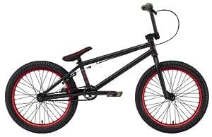 Eastern Bikes Shovelhead Bike (Matte Black, 20-Inch BMX)