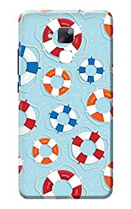 Huawei Honor 5C Cover, Premium Quality Designer Printed 3D Lightweight Slim Matte Finish Hard Case Back Cover for Huawei Honor 5C + Free Mobile Viewing Stand