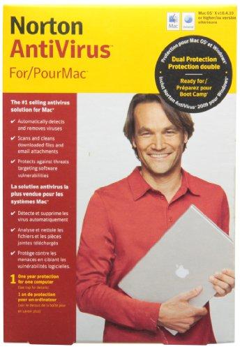 Norton Antivirus 4.0 Dual Protection 2009 (for Mac)