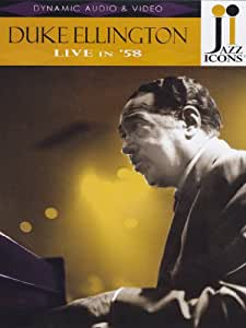 Duke Ellington - Live in '58 (Jazz Icons)