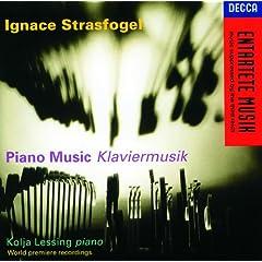 Strasfogel: Piano Sonata No.2 (1926) - 3b. Variation 1