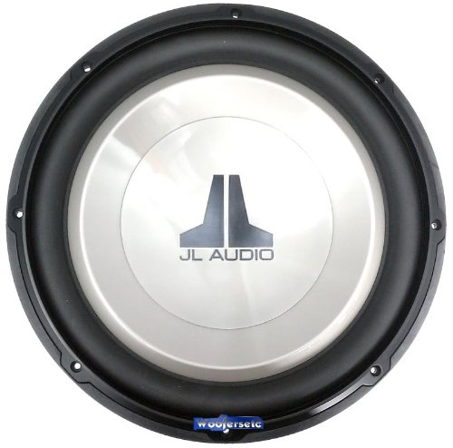 "13W1V2-8 Jl Audio - W1V2 Series 13.5"" 8-Ohm Subwoofer"
