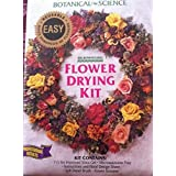 Botanical Science Flower Drying Kit (Color: Red)