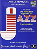 Aebersold 001 Improvisation (Français) + CD
