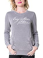 Big Star Sudadera (Gris)