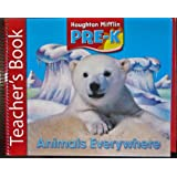 Houghton Mifflin Pre-K: Teacher Book Theme 5 Grade Pre K 2006