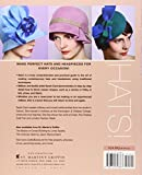 Download Hats!: Make Classic Hats and Headpieces in Fabric, Felt, and Straw
