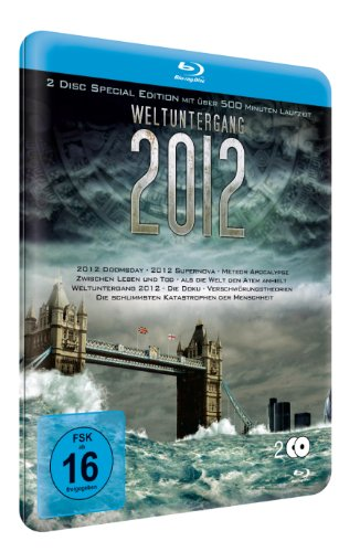 Weltuntergang 2012 (Blu-ray) [Metallbox]