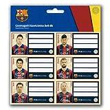 F.C. Barcelona バルセロナ スクール プレイヤーズ ステッカー