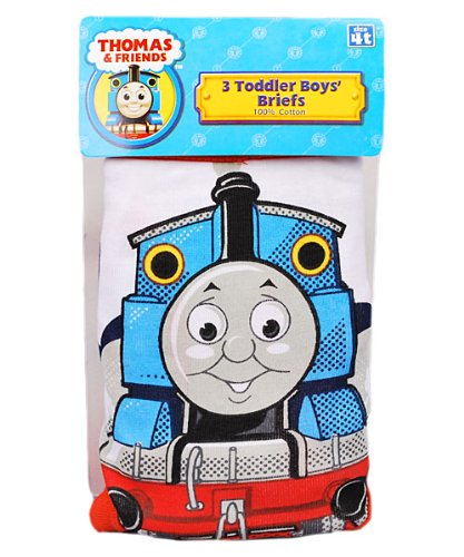 Handcraft Little Boy 3 Pack Briefs Thomas 4T