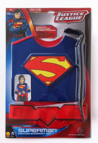 Justice League Superman Costume Accessory Set - 1