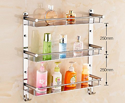 8917984284987 QUEEN  39 S Multifunction Wall Mounted 304 Stainless Steel Toilet Bathroom Storage Racks Shelves Collection Towel Rack. EAN 8917984284987 Queen  39 s Multifunction Wall Mounted 304 Stainless