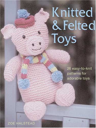 Easy Knitting Patterns Toys : Object moved