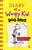 Jeff Kinney Diary of a Wimpy Kid: Dog Days (Book 4)