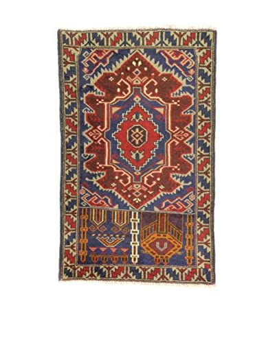 Eden tapijt Kizil veelkleurige 88 x 140 cm