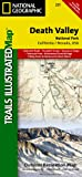 Death Valley National Park (National Geographic: Trails Illustrated Map #221) (Ti - National Parks)