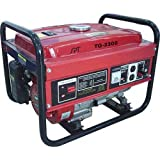 2300W 6 5HP Portable Gasoline Generator