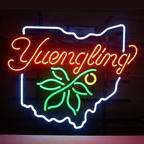Neon Bar Lights Amazon: Ohio State Buckeyes Neon Light, Ohio State Neon Sign, Neon