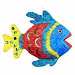 Paper Magic Ocean Life Angel Fish Pinata