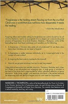 Forgiveness: A Lenten StudyPaperback– January 3, 2014