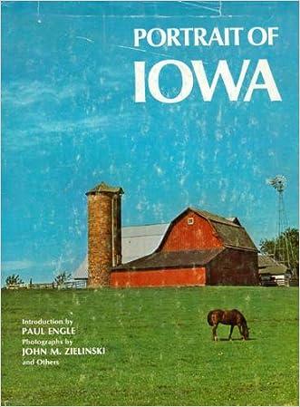 Portrait of Iowa.