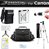 Essential Accessories Kit For Canon